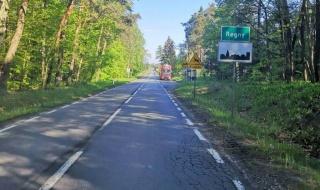 Powstają plany przebudowy drogi wojewódzkiej z Regien do Budziszewic