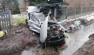 Koszmarny wypadek na DK74. Policja podała nowe fakty dotyczące zdarzenia