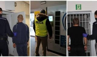 Notorycznie okradali automat z środkami BHP. W rok ukradli towar za ponad 56 tysięcy złotych